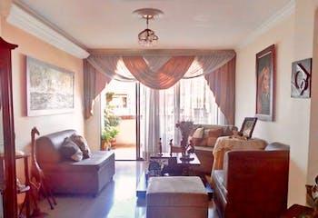 Apartamento en venta en La Castellana, 137m²