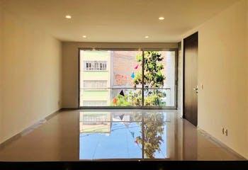 Departamento en venta en Narvarte con terraza