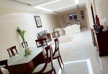 Casa en venta en Bosque Real Country Club con terraza