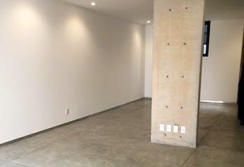 Departamento en venta en Condesa de 69mt2