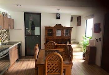 Departamento en venta en Colonia Cuauhtémoc de 138mt2