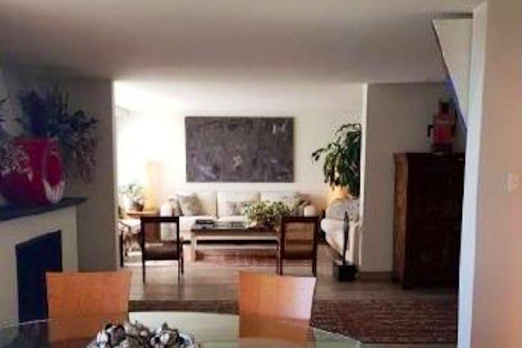 Portada Casa en venta en Lomas de Santa Fe con 4 recamaras