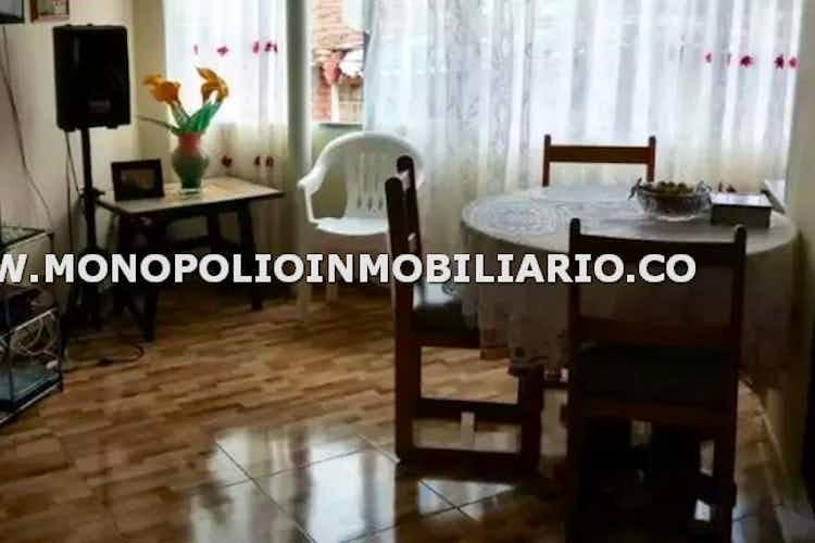 Portada Casa Bifamiliar en Olaya Herrera, Caldas,70 mts2-2 Habitacines