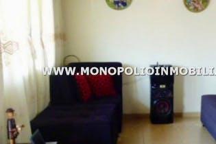 Casa Bifamiliar en el Carmelo- Bello,62 mts2-2 Habitaciones