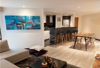 Apartamento en San Patricio, Santa Barbara, 2 Habitaciones- 89m2.