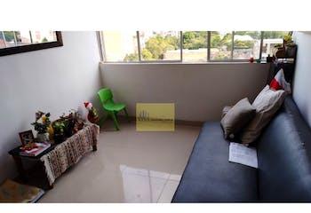 Apartamento en la America Medellín, con 2 habitaciones-49mt2