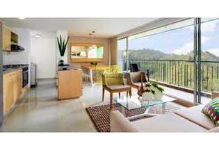 Apartamento en Sabaneta -San Remo, Con 3 habitaciones-72mt2