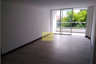 Apartamento, Barrio Laureles-107 mts2,3 Habitaciones, Balcón