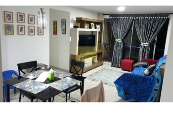 Apartamento en Santa Mónica, La América-70 mts2,3 Habitaciones