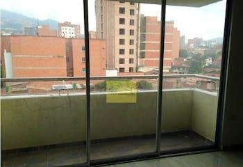 Apartamento en La América-Calasanz, con 3 Alcobas - 110 mt2.