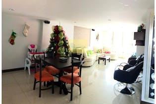 Apartamento en Calasanz, La America - 157mt, tres alcobas, tres balcones