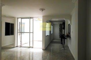 Apartamento, El Estadio - 80mt, dos alcobas, patio