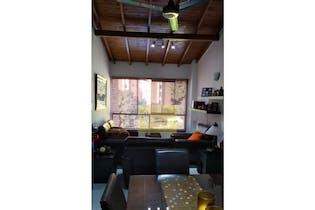 Apartamento en El Poblado-Castropol, con 3 Alcobas - 79 mt2.
