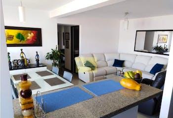 Apartamento en Calasanz, La America - 80mt, tres alcobas, balcon