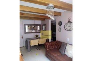 Apartamento en Santa Ana, Bello - 53mt, tres alcobas, balcon