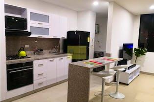 Apartamento Florida Nueva, El Estadio - 87mt, tres alcobas, balcon