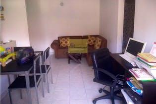 Apartamento en Bello Horizonte, Robledo - 58mt, tres alcobas, balcon