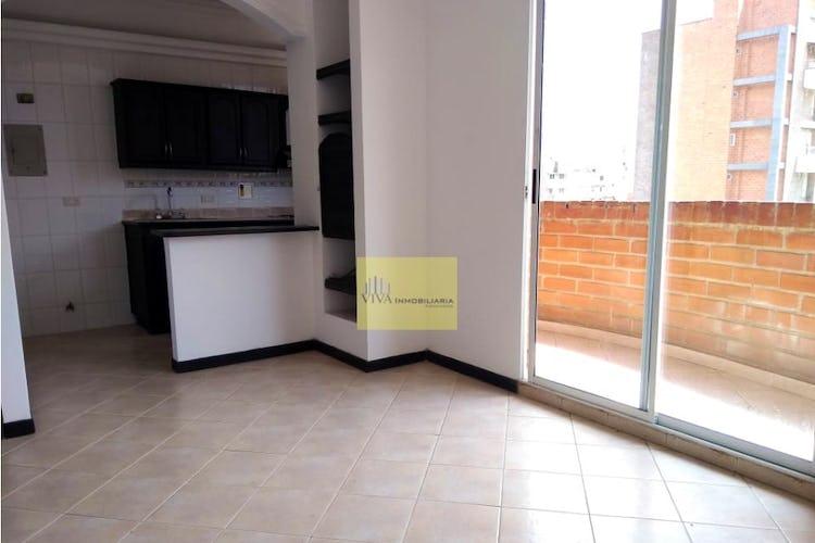Portada Apartamento en La Castellana, Laureles - 65mt, dos alcobas, balcon