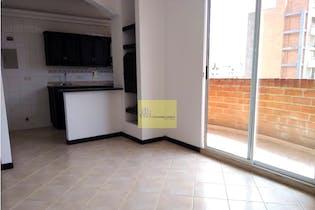 Apartamento en La Castellana, Laureles - 65mt, dos alcobas, balcon