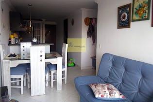 Apartamento en Calasanz La America - 53mt, dos alcobas, balcon
