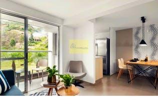 Apartamento en la Loma de los Bernal, Belén, 3 Habitaciones- 55m2.