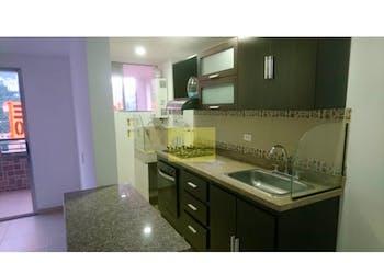 Apartamento en Calasanz, La A,erica - 67mt, tres alcobas, balcon