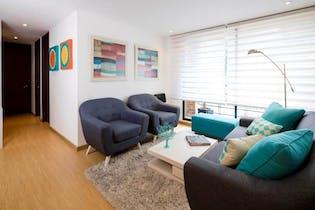 Apartamento en Chia, Chia - 81mt, tres alcobas, balcon