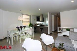 Apartamento en Zuñiga, Envigado - 108mt, tres alcobas, dos balcones