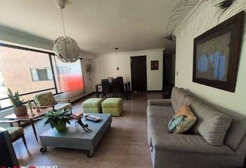 Apartamento en Las Lomas, Poblado - 148mt, tres alcobas