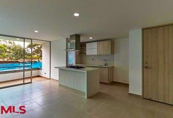 Apartamento en El Chinguí, Envigado, 3 Habitaciones- 76,11m2.
