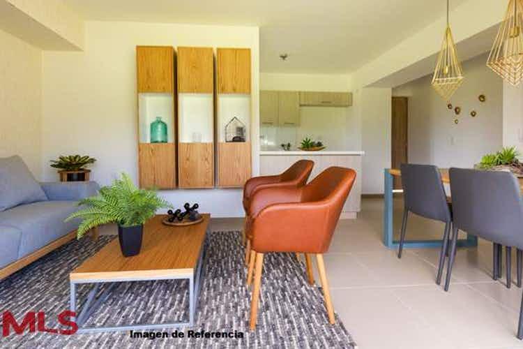 Portada Apartamento en Toledo, La Estrella - 82mt, tres alcobas, balcon