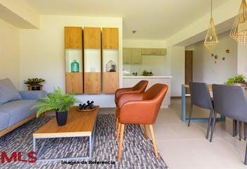 Apartamento en Toledo, La Estrella - 82mt, tres alcobas, balcon
