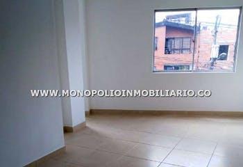 Apartamento en Florencia, Bello, Con 2 habitaciones, 56mt2