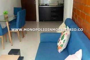 Apartamento en Sector Villas Del Sol, Bello. Con 3 habitaciones-54mt2