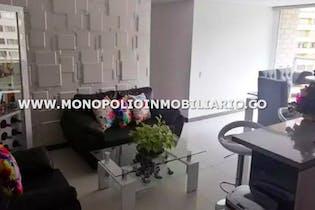 Apartamento en Sector Betania, Sabaneta- Con 3 habitaciones-75mt2