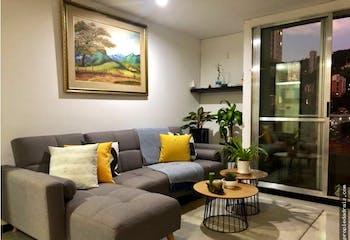 Apartamento en Ciudad Del Río, Poblado, 2 Habitaciones- 67m2.