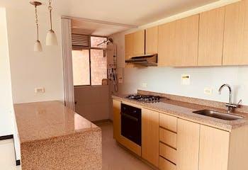 Apartamento en San Antonio de Pereira, Rionegro - 79mt, dos alcobas, balcon