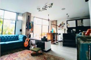 Apartamento en Chapinero Alto, Chapinero - 95mt, una alcoba, terraza