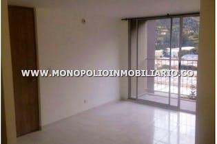 Apartamento en La Tablaza, la Estrella - 53mt, tres alcobas, balcon