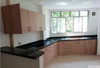 Apartamento en La Sebastiana, Envigado - 104mt, duplex, cuatro alcobas