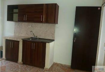 Apartamento en Balcones de Sevilla, Itagui - 60mt, tres alcobas, balcon