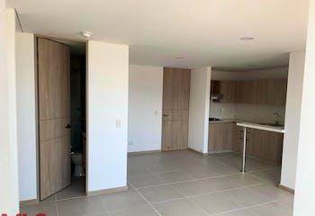 Apartamento en Restrepo Naranjo, Sabaneta - 63mt, dos alcobas, balcon