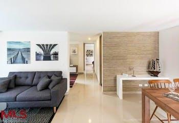 Apartamento en Ditaires-Itagüí, con 3 Habitaciones - 45 mt2.