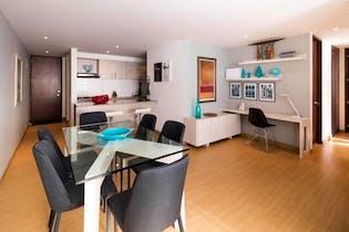 Apartamento en Casco Urbano Chía-Chía, con 3 Habitaciones - 81 mt2.