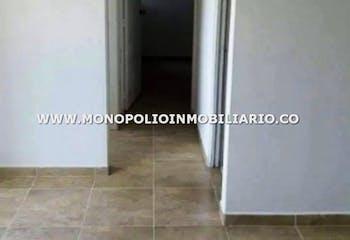 Apartamento en Cabecera San Antonio de Prado-San Antonio de Prado, con 2 Habitaciones - 42 mt2.