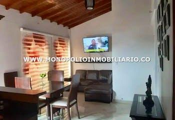 Apartamento en Brasilia-Aranjuez, con 2 Habitaciones - 54 mt2.