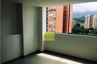 Apartamento en El Esmeraldal, Envigado - 101mt, tres alcobas