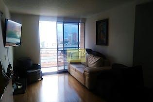 Apartamento en Cuarta Brigada, Estadio - 69mt, tres alcobas, balcon