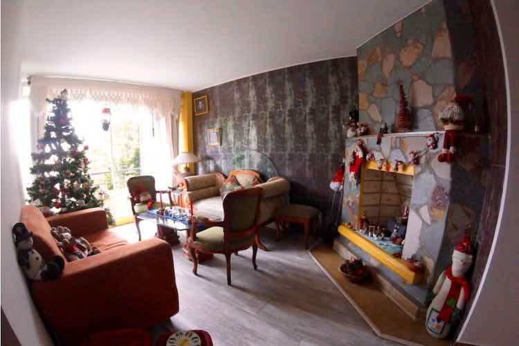 Portada Apartamento en Mazuren, Colina Campestre - 79mt, tres alcobas, balcon