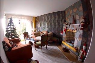 Apartamento en Mazuren, Colina Campestre - 79mt, tres alcobas, balcon
